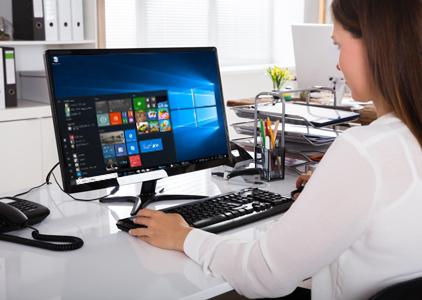 Solutions et logiciels Windows pour les professionnels